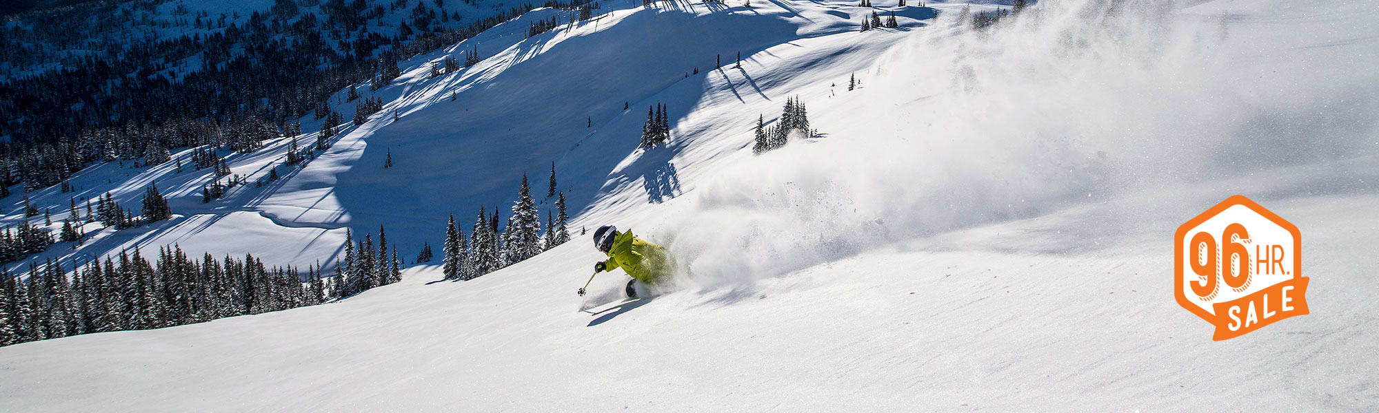 Whistler Blackcomb - 96 Hour Sale